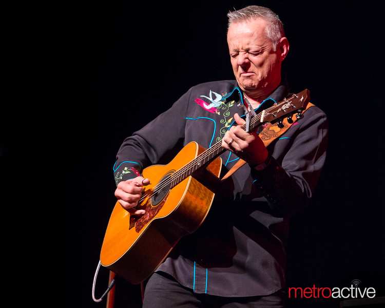 Tommy Emmanuel; Jackie Bristol; Heritage Theatre; Metro; metroactive; Live music; Bay Area; Campbell; Brian Kirksey