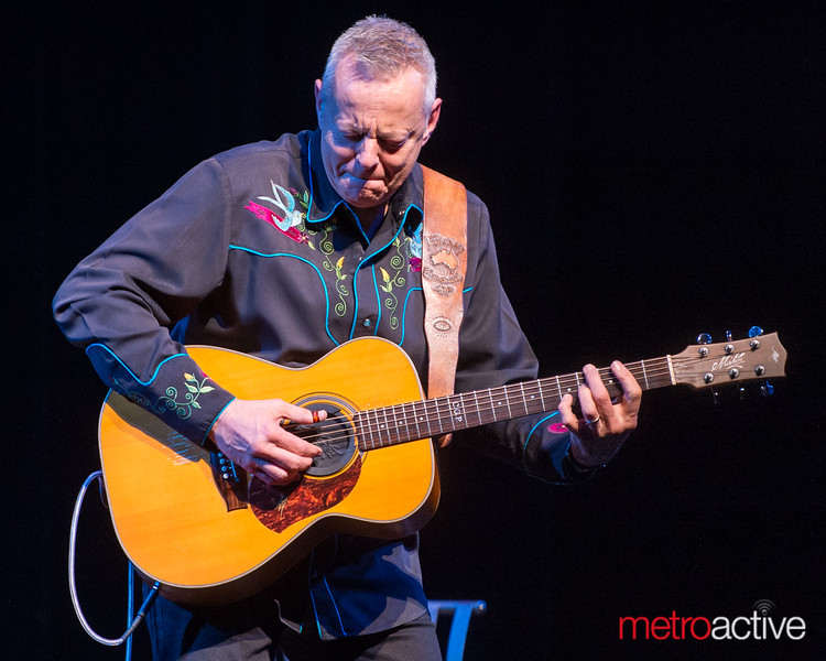 Tommy Emmanuel @ The Heritage Theatre, Campbell, CA January 16, 2016