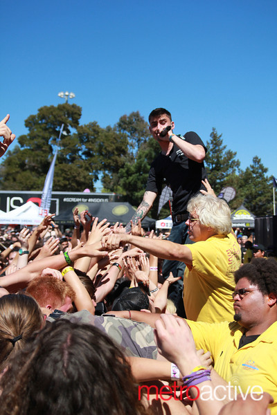 @ Van's Warped Tour.  Images by: CJ