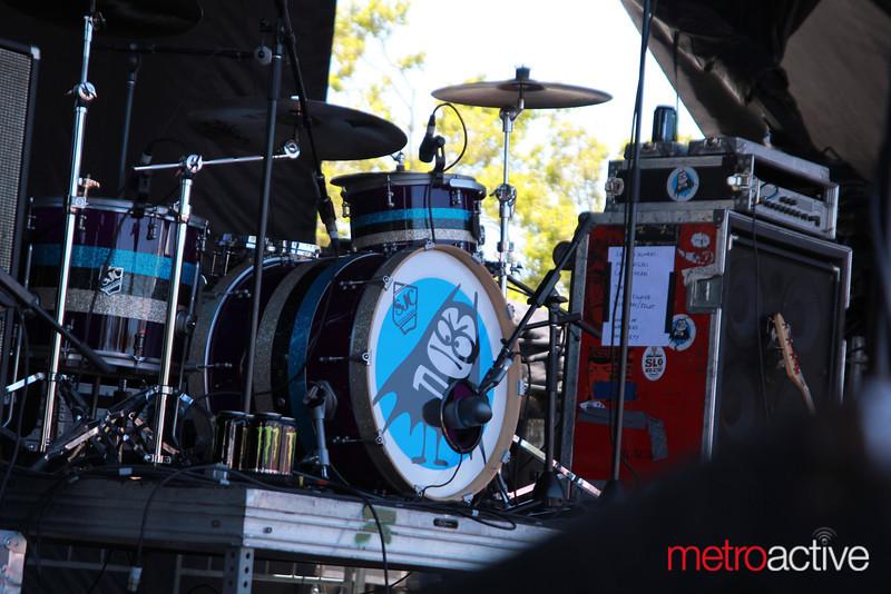 Aquabats @ Van's Warped Tour.  Images by: CJ