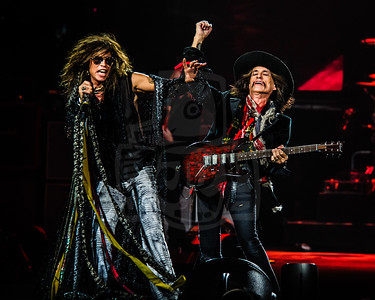 Steven Tyler & Joe Perry - Aerosmith