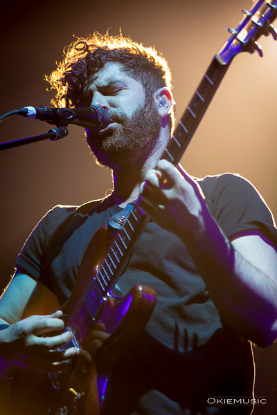 Yannis Philippakis of Foals