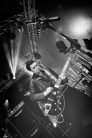 Danny Costello of Tijuana Bibles @ T in the Park