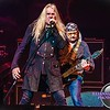 Biff Byford of Saxon Live at The Star Plaza Theatre October 2017