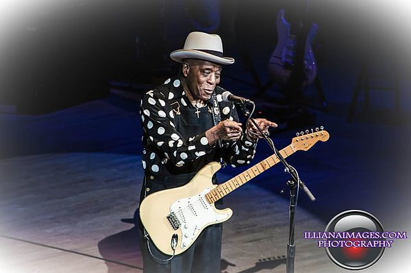 Buddy Guy Live at Star Plaza Theatre October 2015