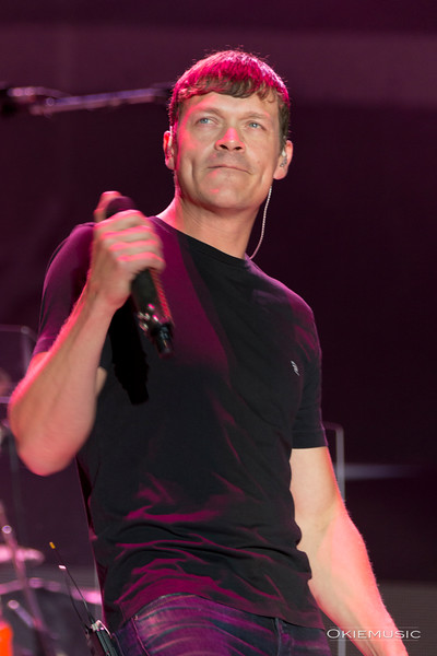 Brad Arnold of 3 Doors Down