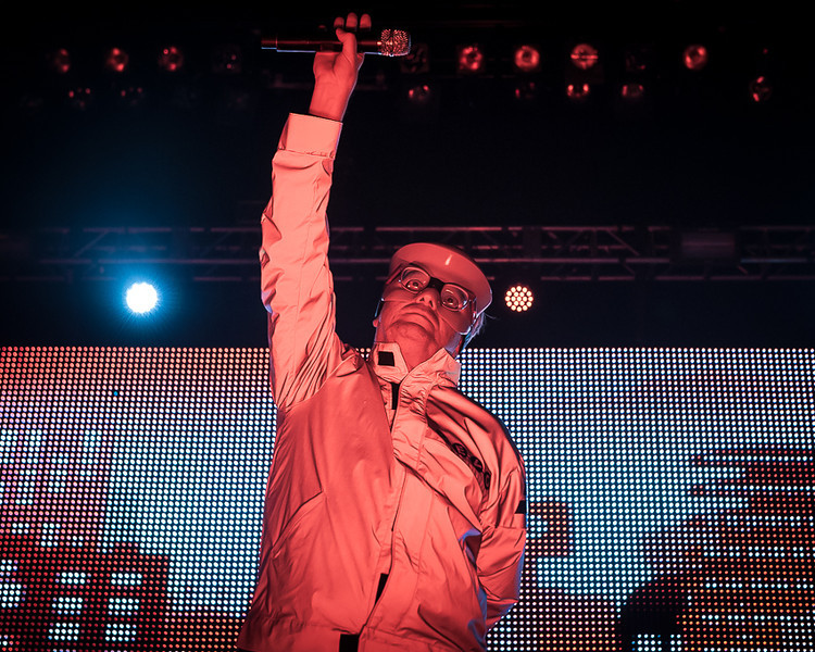Mark Mothersbaugh fights the power