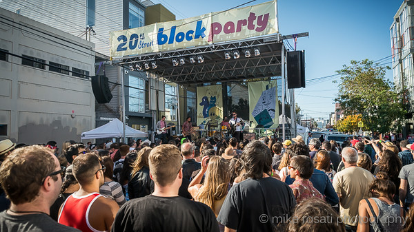 NP 20th ST BLOCK PARTY