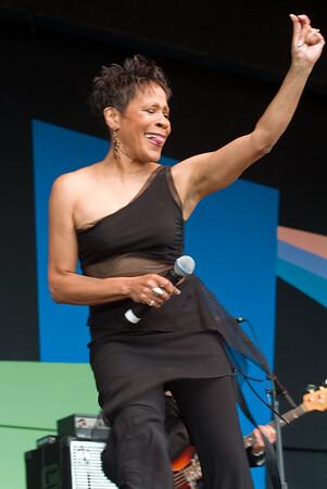 Betty Lavette - 2004 Monterey Jazz Festival