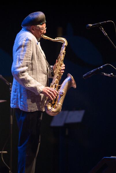 Charles Lloyd, 2006 Monterey Jazz Festival