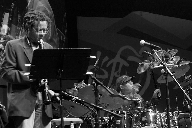 2004 Monterey Jazz Festival - The Ivey Divey Trio