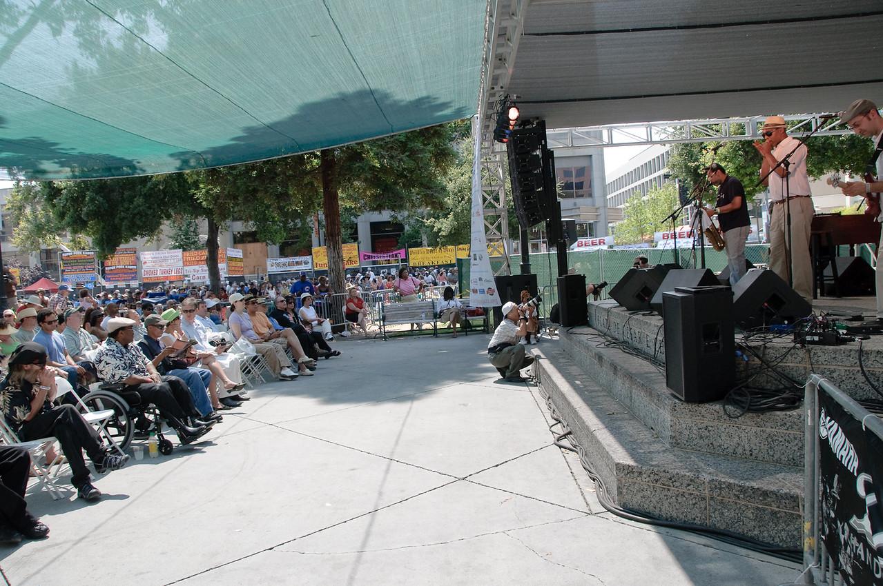 2009 San Jose Jazz Festival
