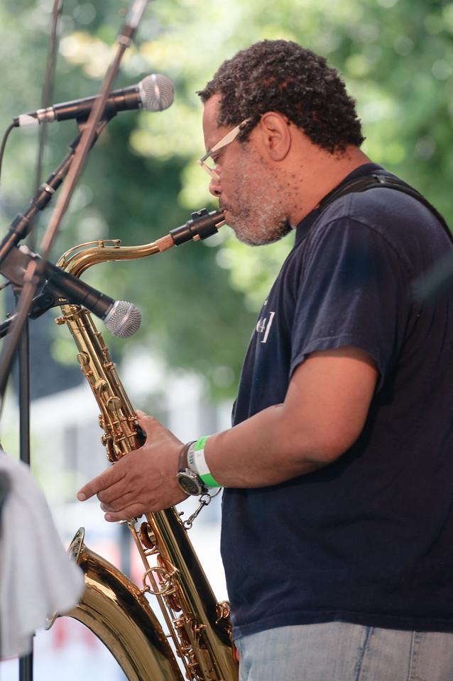 Don Byron - 2009 San Jose Jazz Festival