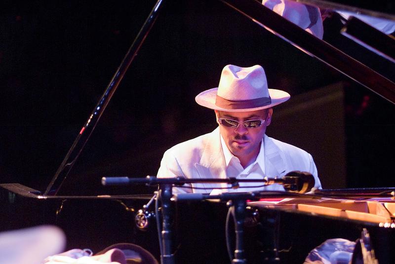 2004 Monterey Jazz Festival - Jason Moran