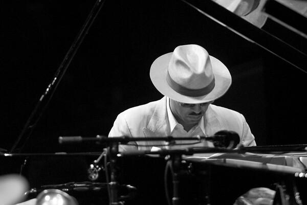 Jason Moran - 2004 Monterey Jazz Festival
