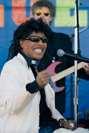Little Richard - 2006 San Francisco Blues Festival