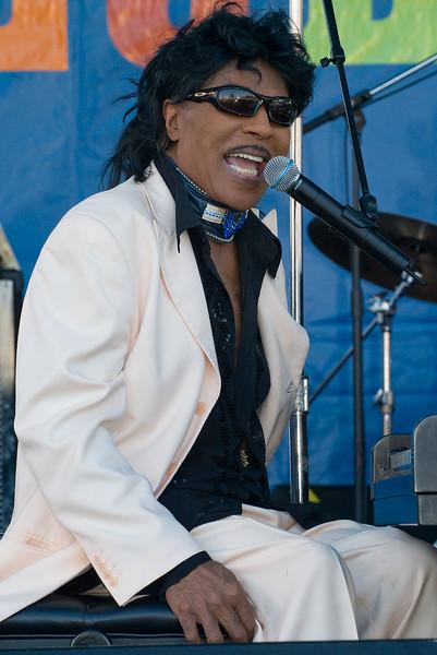 2006 San Francisco Blues Festival  - Little Richard