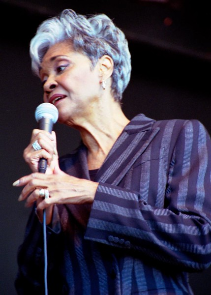 Nancy Wilson, 2002 Monterey Jazz Festival