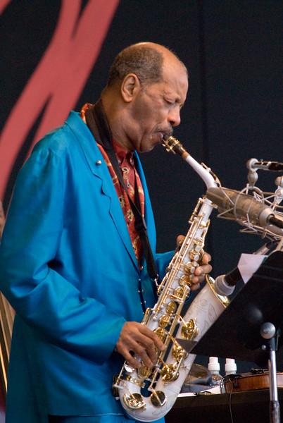 Ornette Coleman, 2007 Monterey Jazz Festival