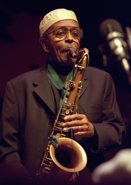 2002 Monterey Jazz Festival - Jimmy Heath