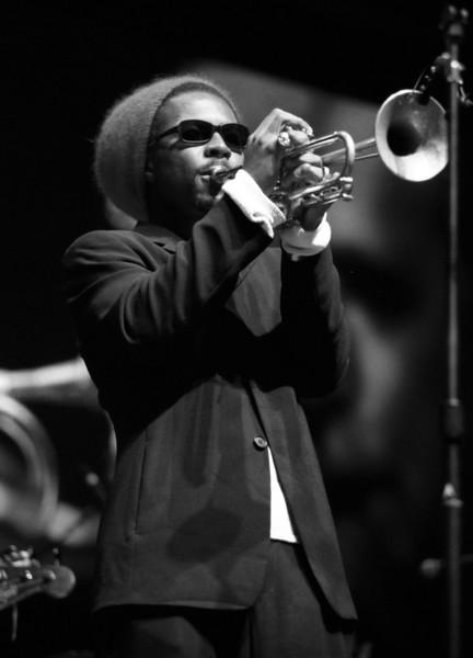 2002 Monterey Jazz Festival - Roy Hargrove