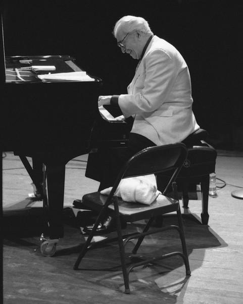 2002 Monterey Jazz Festival - Dave Brubeck