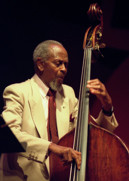 2002 Monterey Jazz Festival - Percy Heath