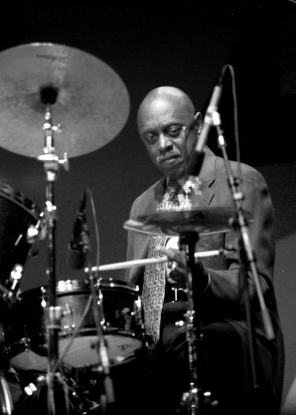 "2002 Monterey Jazz Festival - Albert ""Tootie"" Heath"