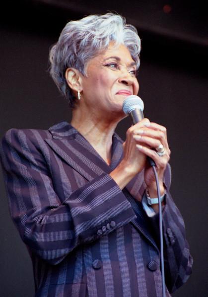 2002 Monterey Jazz Festival - Nancy Wilson