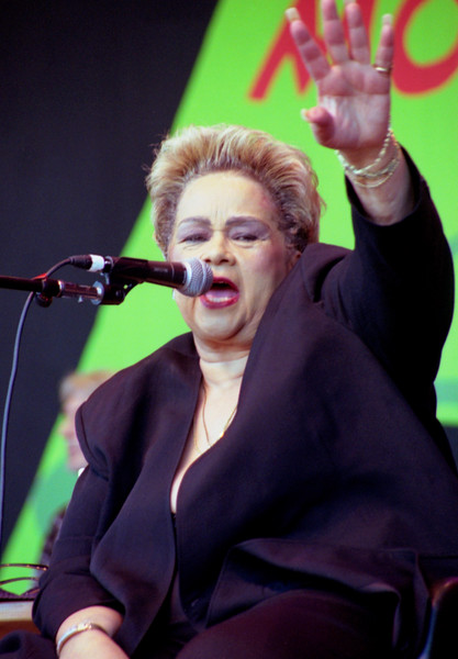 2002 Monterey Jazz Festival - Etta James