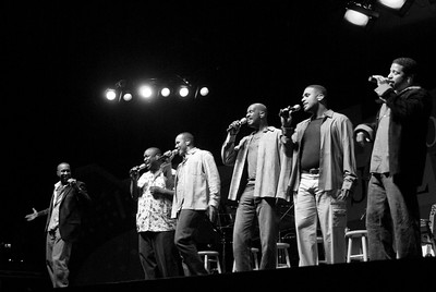 2004 Monterey Jazz Festival - Take 6