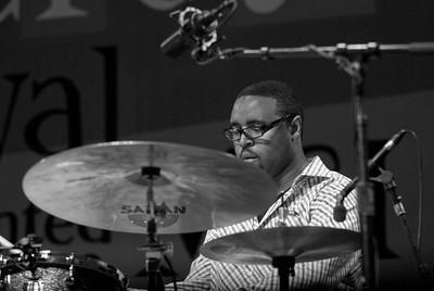 2004 Monterey Jazz Festival - Kendrick Scott