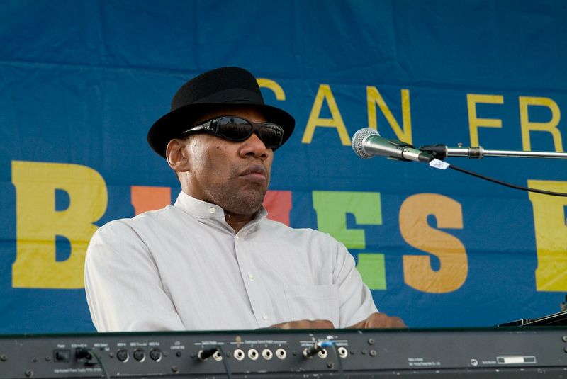 2006 San Francisco Blues Festival - Henry Butler