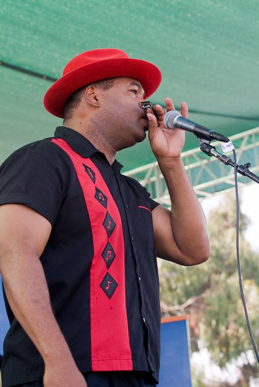 2006 San Francisco Blues Festival - Sunpie Barnes