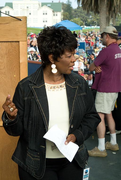 2006 San Francisco Blues Festival - Irma Thomas
