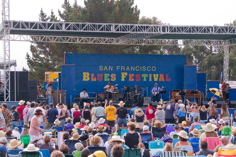 2006 San Francisco Blues Festival