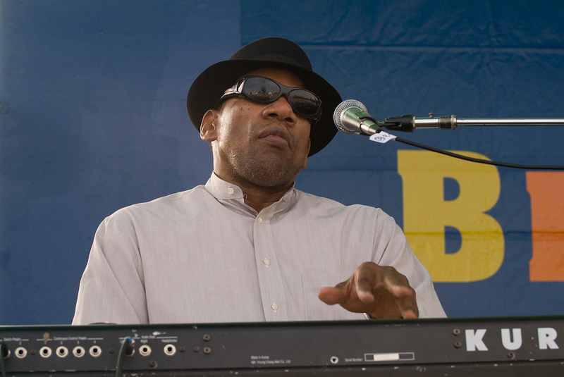 2006 San Francisco Blues Festival - Henry Butler
