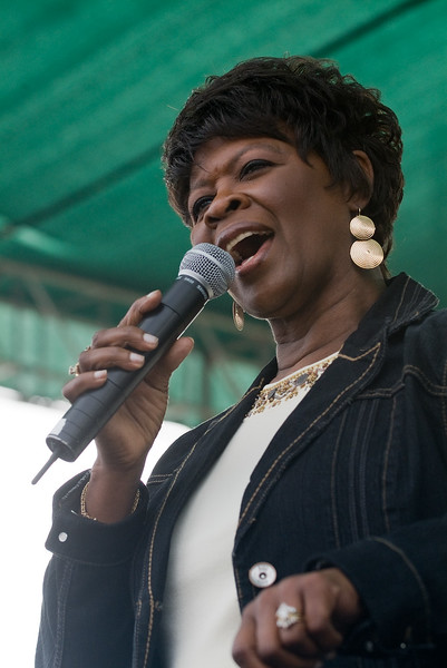 2006 San Francisco Blues Festival - Irma Thomas
