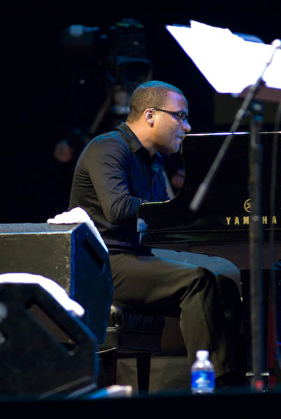 Gonzalo Rubalcaba, 2007 Monterey Jazz Festival