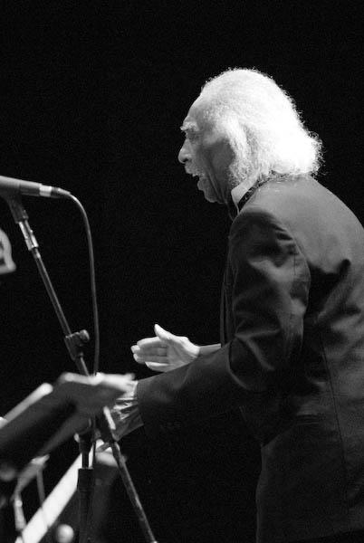 Gerald Wilson, 2007 Monterey Jazz Festival