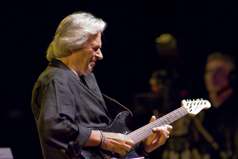 John McLaughlin, 2007 Monterey Jazz Festival