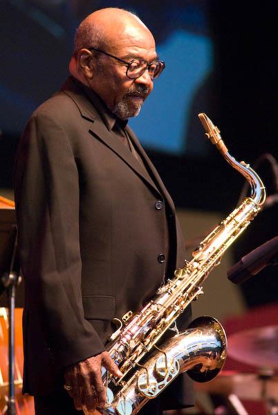 James Moody, 2007 Monterey Jazz Festival