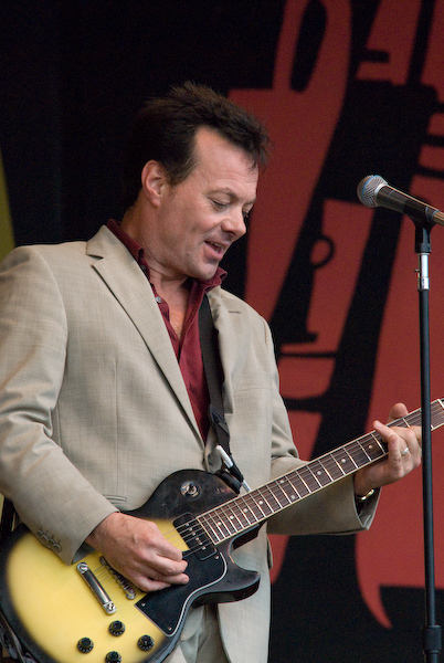 James Hunter, 2007 Monterey Jazz Festival