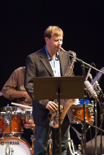 Chris Potter, 2007 Monterey Jazz Festival