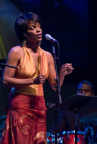 Nnenna Freelon, 2007 Monterey Jazz Festival