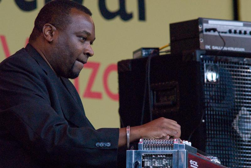 Chuck Campbell, 2007 Monterey Jazz Festival