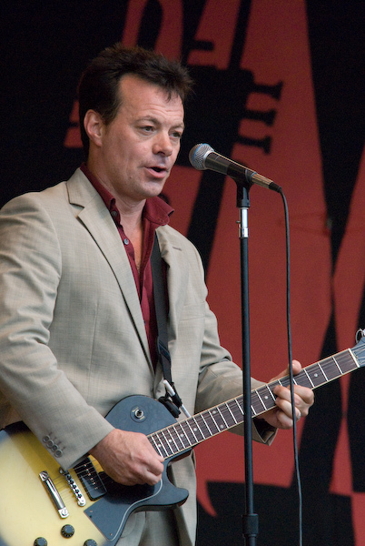 James Hunter, 2007 Monterey Jazz Festival