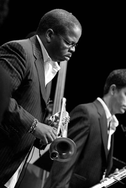 Terrence Blanchard, 2007 Monterey Jazz Festival
