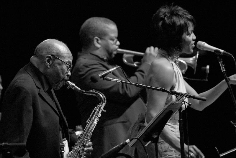 James Moody, Terrence Blanchard, Nnenna Freelon