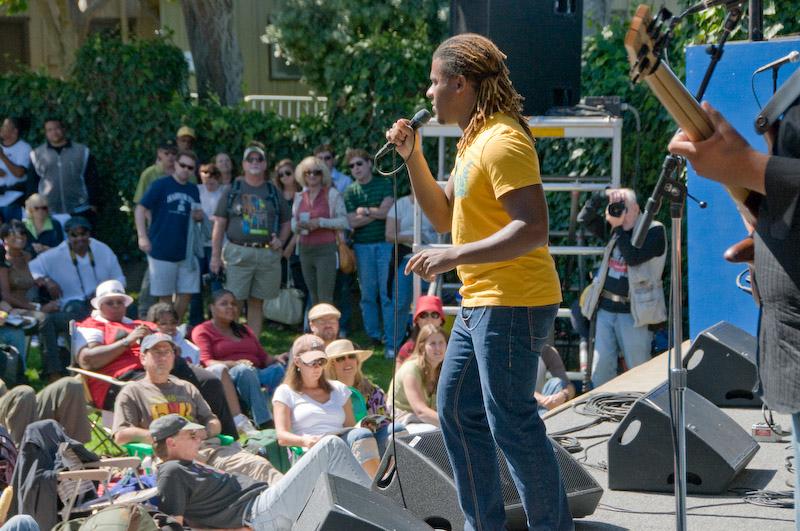 51st Monterey Jazz Festival - Ryan Shaw